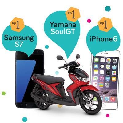 Cuma Daftar Email Bisa Dapat Samsung Galaxy S7