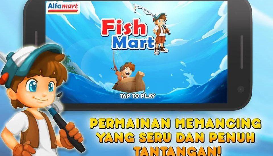 Belanja Gratis dengan Main Game? Download Fishmart Sekarang!