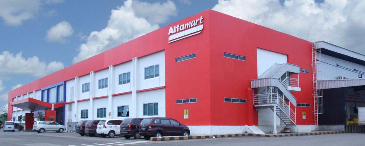 Kantor Pusat Alfamart, informasi dan alamat lengkap