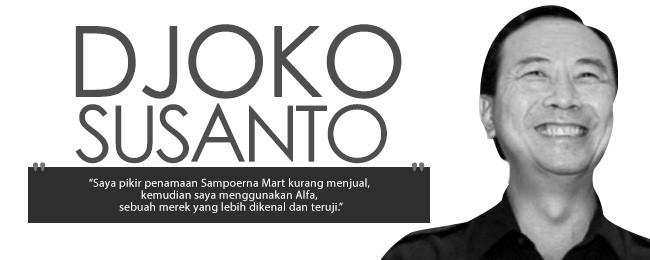 Mengenal Djoko Susanto, Pemilik Alfamart Dengan Kekayaan Miliaran Rupiah