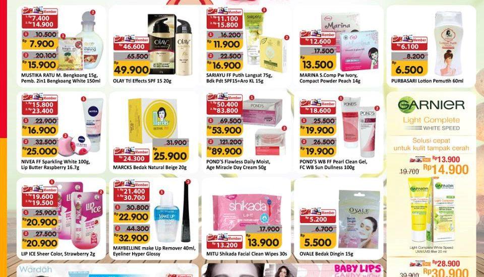 Cara merawat kulit wajah dengan produk yang ada di Alfamart