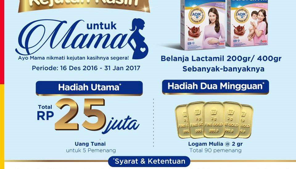 Kejutan Kasih dari Lactamil, Program Khusus Member Alfamart