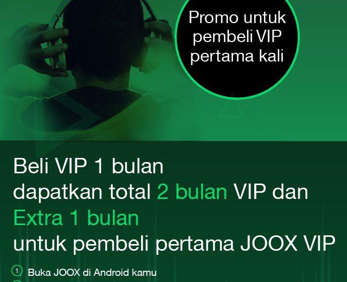 Dapatkan Promo Joox Di alfamart untuk lengkapi Hidupmu dengan Musik Terupdate!