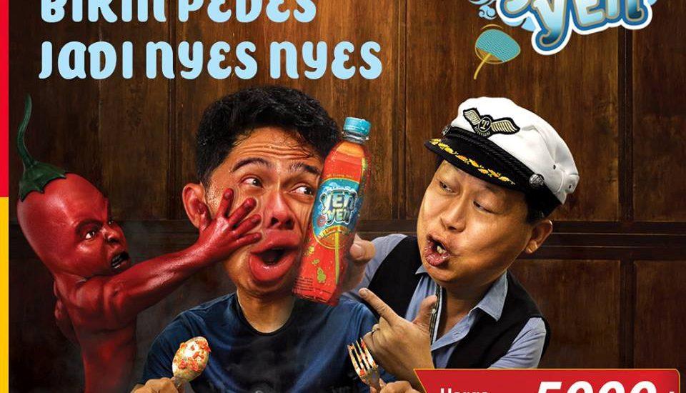 Harga Promo Minuman Segar Ichitan Yen Yen