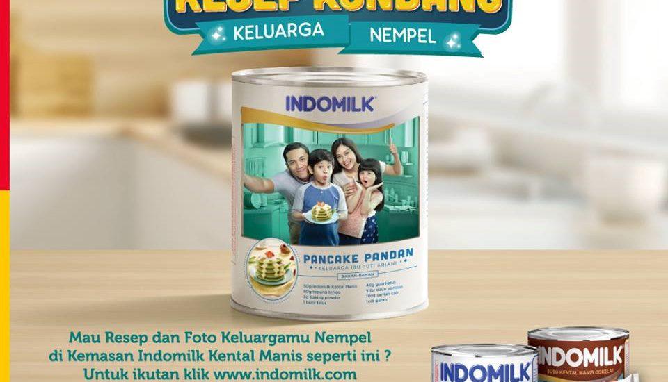 Kontes Resep Kondang Indomilk 2017 , Berhadiah Liburan ke Bali