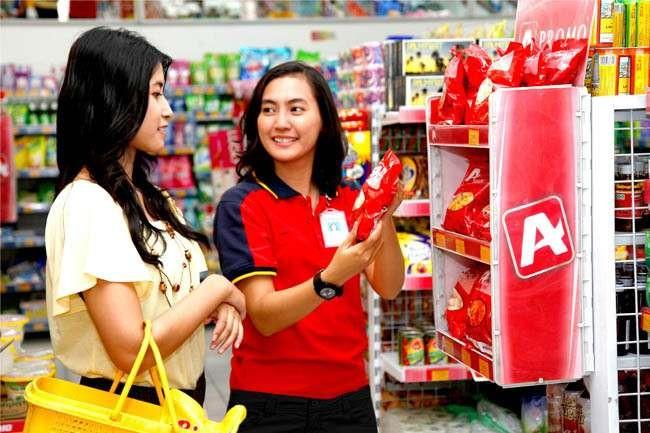 Upgrade Toko Kelontong Anda  Lewat Program Toko Mitra Alfamart