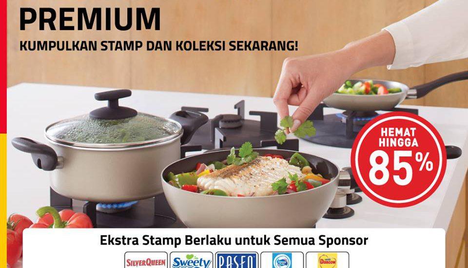 Masakan sederhana jadi istimewa dengan Royal VKB Cookware