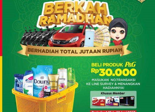 Ramadhan Makin Bermakna Dengan Paket Pak Rahmat Alfamart