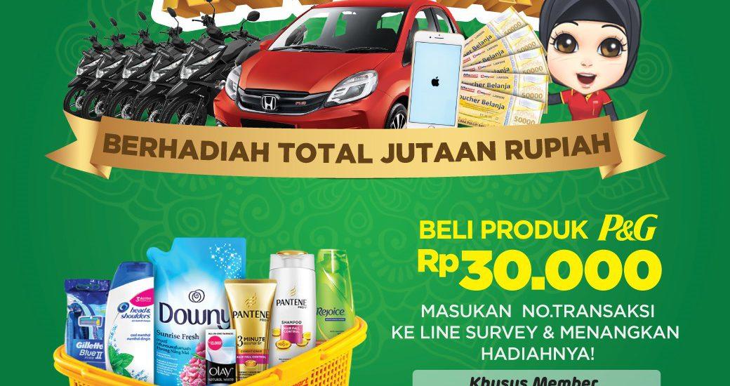 Menangkan Hadiah Mobil di Program Berkah Ramadhan Khusus Member