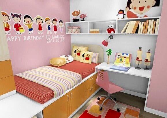 Berikut Tips Mendekorasi Kamar Anak yang Nyaman