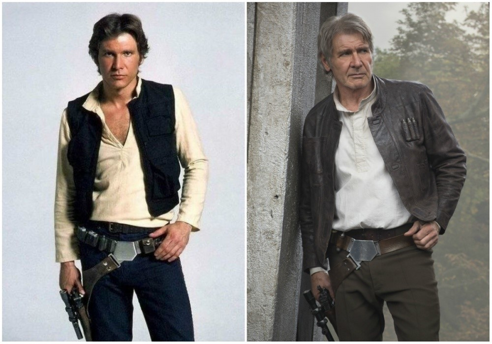 Star Wars Harrison Ford