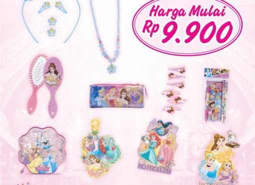 produk Dream Big Princess