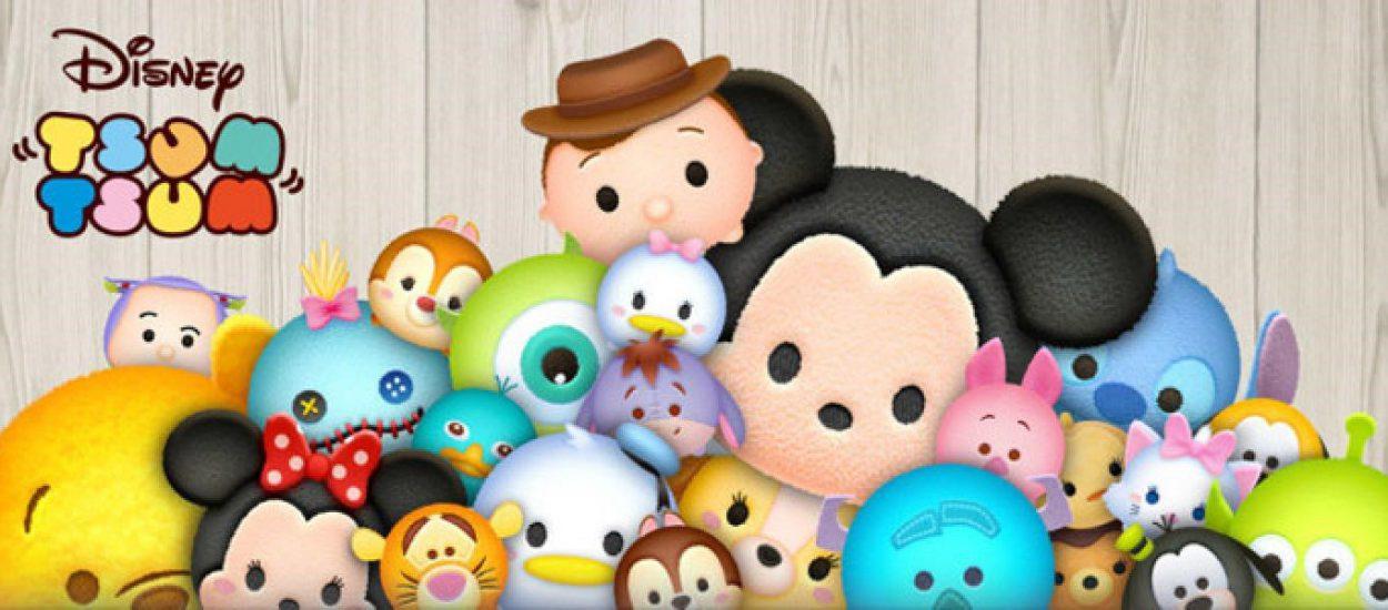 Ini Dia Koleksi Disney Tsum-Tsum yang Lucu