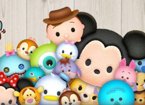koleksi Disney Tsum Tsum