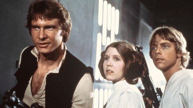 Ini Nama Pemain Star Wars, Film yang Mendunia