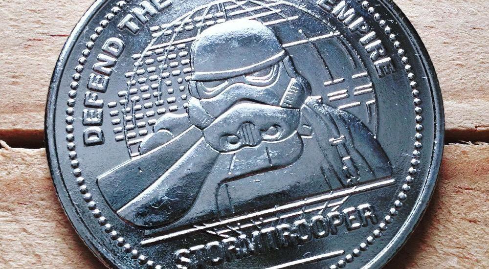 Sudahkah Anda Memiliki Medali Star Wars Alfamart?