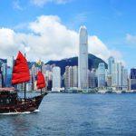Liburan ke Hongkong