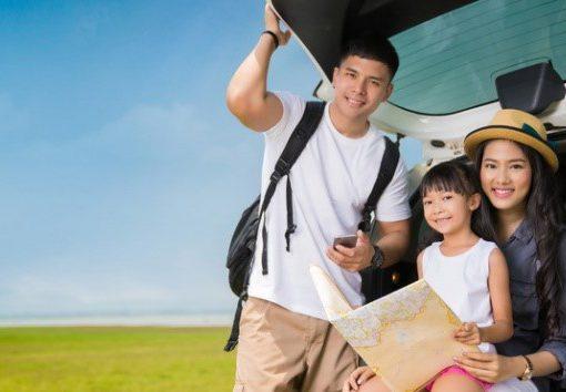Tips Liburan Bersama Keluarga Secara Hemat