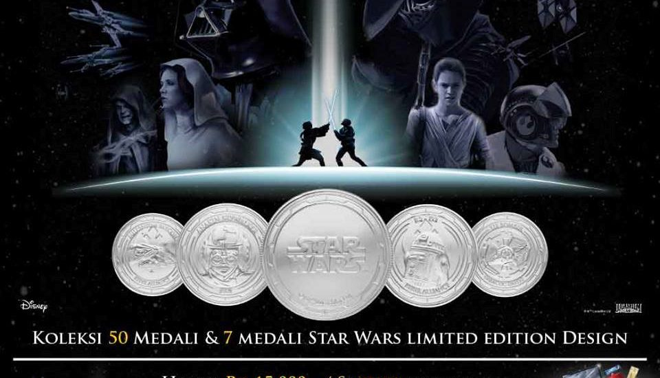 Menilik  Star Wars: The Last Jedi yang Ditunggu Penggemarnya