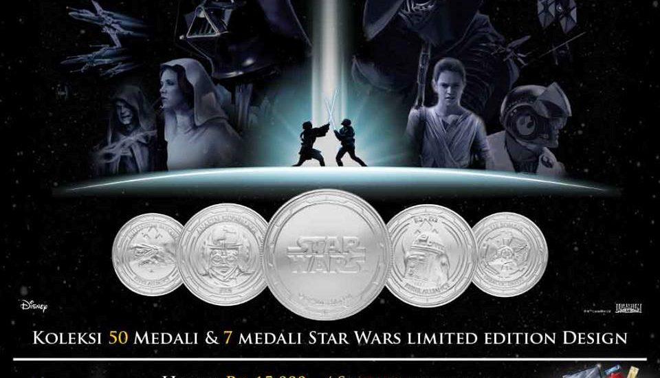 Lebih Seru! Promo Star Wars Alfamart  Hadir Lagi