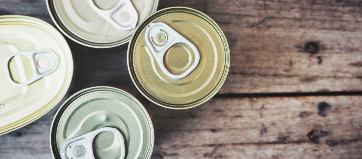 8 Trik Menyimpan Makanan Kalengan yang Sudah Dibuka
