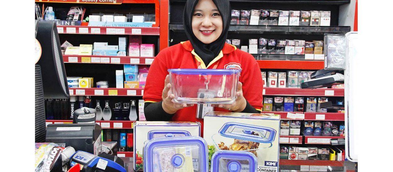 Beli Produk Kebutuhan Dapur Harga Terjangkau di Alfamart