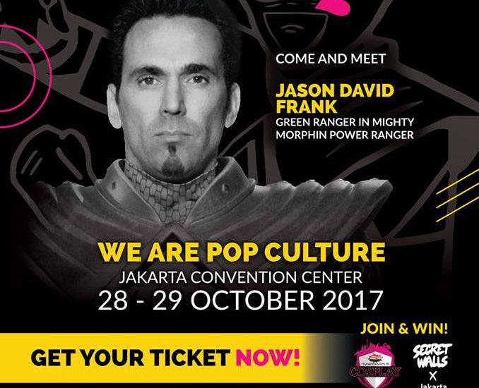 Indonesia Comic Con 2017, Jangan Sampai Terlewat!