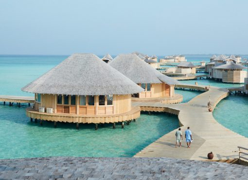 Honeymoon di Maldives