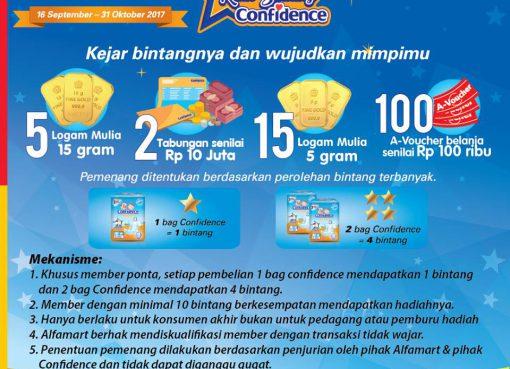 Pilih Popok Dewasa dan Ikuti Promo Khusus Member Pampers Confident