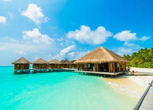 Tempat wisata di Maldives