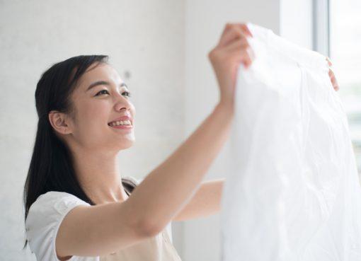 cara membersihkan noda di baju putih