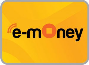 e-money, pendaftaran e-money, top up e-money, beli e-money