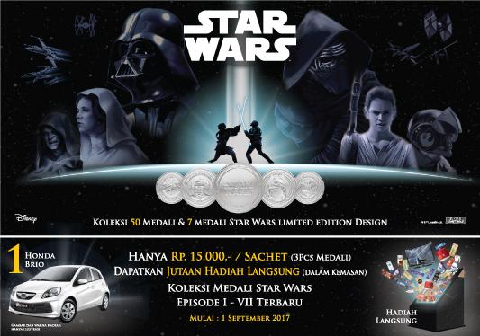 5 Pelajaran Berharga yang Bisa Diperoleh dari Film Star Wars