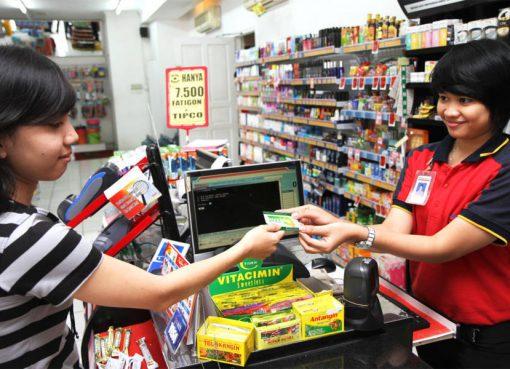 Isi pulsa di Alfamart banyak Keuntungan nya!!