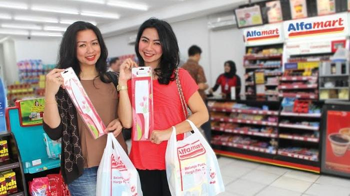Serunya Promo Heavenly Blush Alfamart