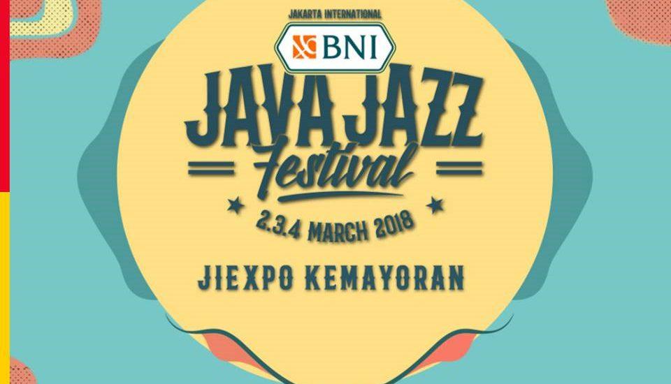 Berencana Hadir di Java Jazz Festival 2018? Ketahui 5 Fakta Berikut