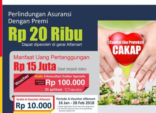 beli asuransi capital life