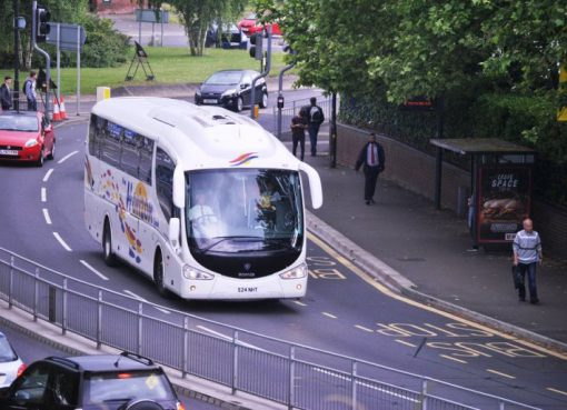 Beli Tiket Bus di Alfamart, Nikmati Beragam Kemudahannya