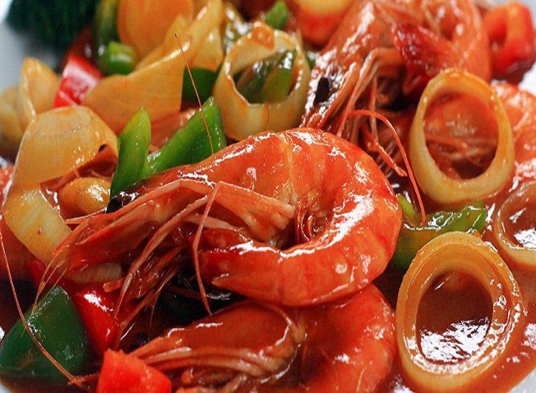 Coba Yuk! Resep Olahan Udang Saus Padang untuk Sajian Makanan di Rumah