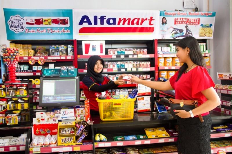 Yuk, Belanja Kebutuhan Sehari-hari Sekaligus Bayar Shopee di Alfamart!