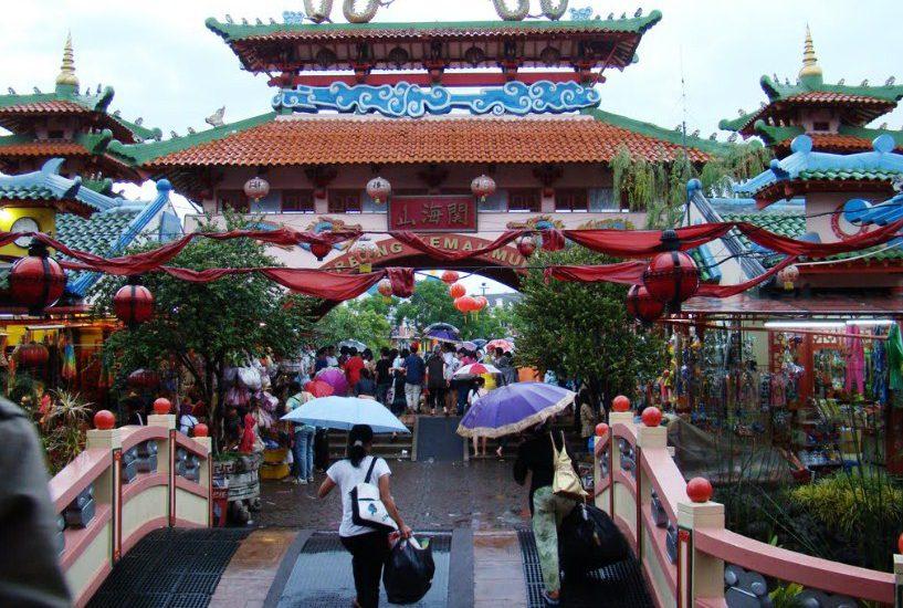 Rencanakan Liburan Tahun Baru Cina dengan Mengunjungi 4 Tempat Wisata Saat Imlek