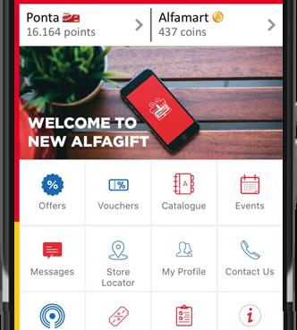 Lebih Mudah Berbelanja dengan Aplikasi Alfagift