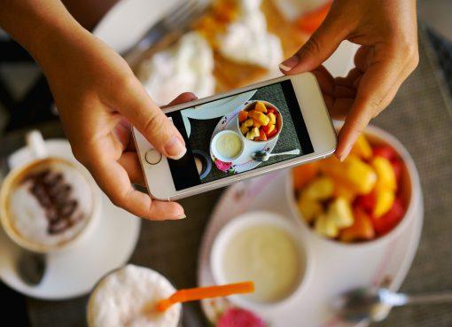 Tips fotografi makanan