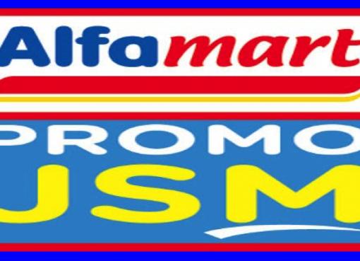Ayo Belanja Hemat ikuti Promo JSM Terbaru dari Alfamart