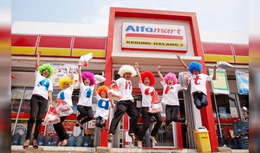Program Shopping Race Alfamart Gebyar Ratusan Hadiah